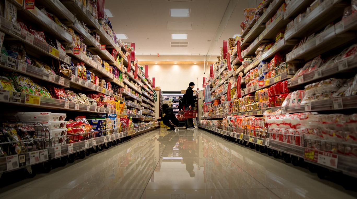 supermarket marketing research