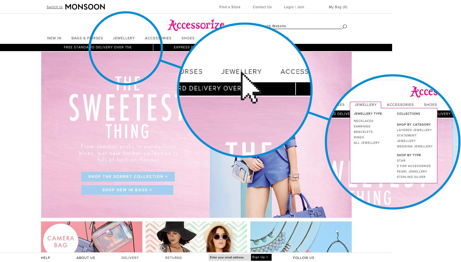 web page check